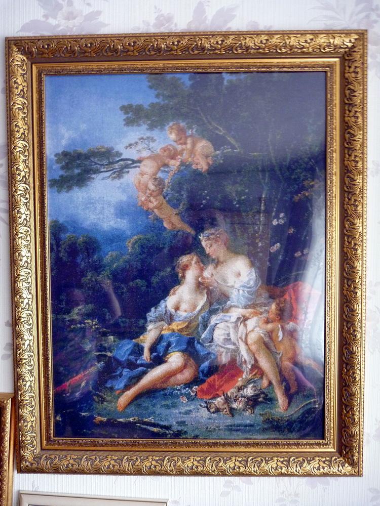 Юпитер и Каллисто — картина